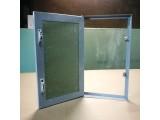 Невидимые дверцы под покраску в стену