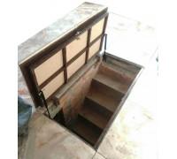 Люк в подвал Revizio Loft 70х60 см