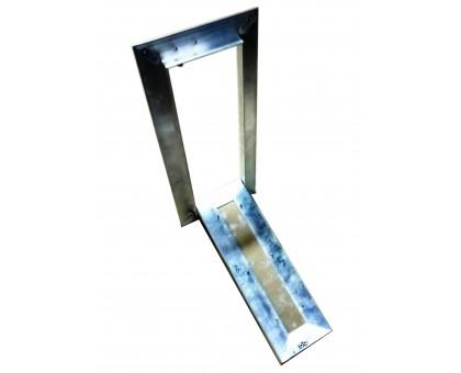 Люк невидимка в гипсокартон Планшет 30х50 см
